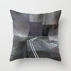 Paris d'avenir 5 Throw Pillow