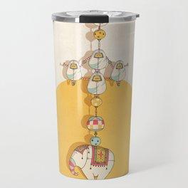 circus 001 Travel Mug