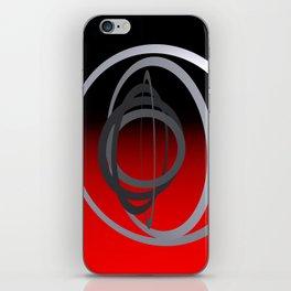 wind chime -2- iPhone Skin