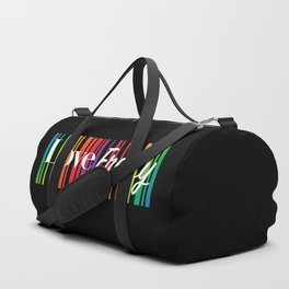Love Freely Duffle Bag