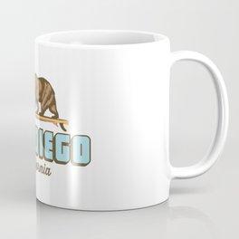 San Diego. Coffee Mug
