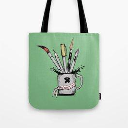 Ink cup Tote Bag