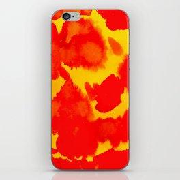 Twin Flame iPhone Skin