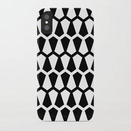 Graphic_Black&White #5 iPhone Case