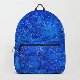 Frozen Leaves 6 Backpack