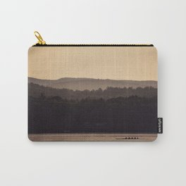 Sculling at Dawn Carry-All Pouch