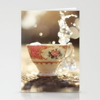 china Stationery Cards featuring China by simplyemw