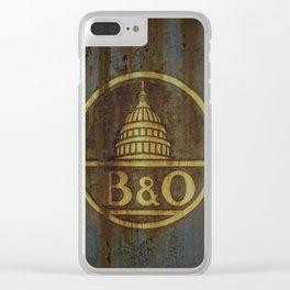 B&O Clear iPhone Case