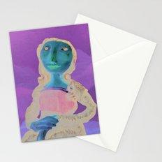 MonaLisa Stationery Cards