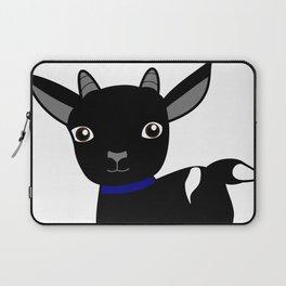 Micky the Goat Laptop Sleeve