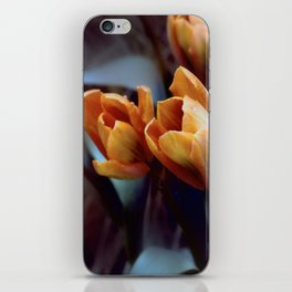 Tulips with Attitude iPhone Skin