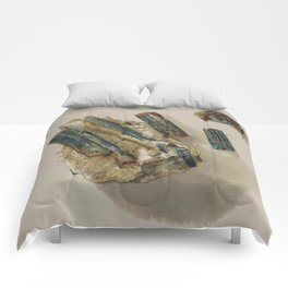Natural Turquoise Comforters
