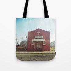 Soul Saving - Detroit, MI Tote Bag