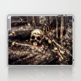 Bones In The Forest Laptop & iPad Skin