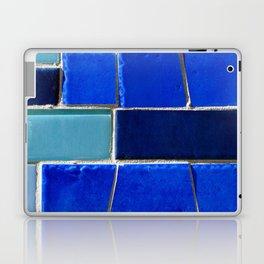 Blue Hues Laptop & iPad Skin