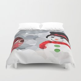 Christmas Cheer Duvet Cover