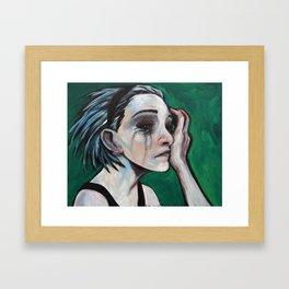 …soon Framed Art Print