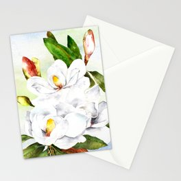 Magnolia 1 Stationery Cards