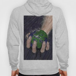 Death of a Small Planet Hoody