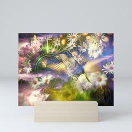 Divine Message Mini Art Print
