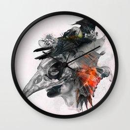 Depart Wall Clock