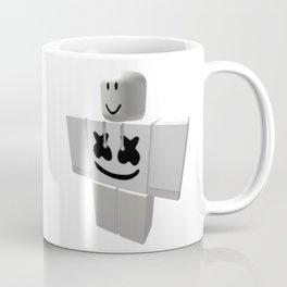 Marshmello Marshmello Roblox Coffee Mug