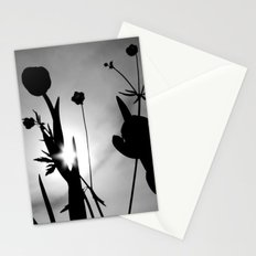 Tulips in the sun Stationery Cards