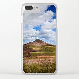 Roseberry Panorama Clear iPhone Case