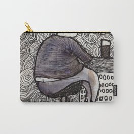 CafeLady Carry-All Pouch