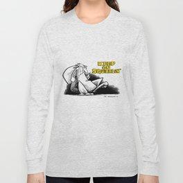 KEEP ON SQUIRRLIN' Long Sleeve T-shirt