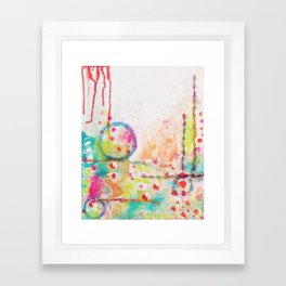 Bright Spring Framed Art Print