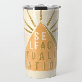 Self Actualization Travel Mug