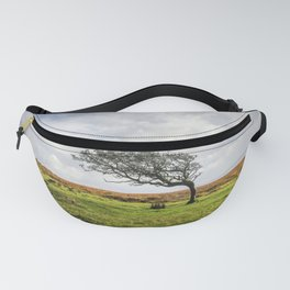 Windswept Tree Fanny Pack