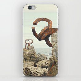 Peine del Viento iPhone Skin