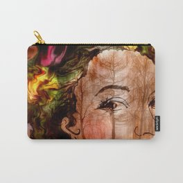 Nature Fairy Carry-All Pouch
