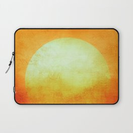 Circle Composition VIII Laptop Sleeve