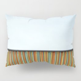 Fence To Nowhere Pillow Sham