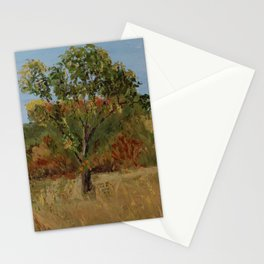 Friendless Home Tree Stationery Cards