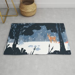 Forested Tech Rug