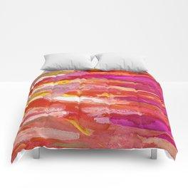 Wild fire Comforters