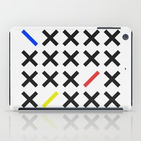 minimalism iPad Cases featuring Minimalism 3 by Mareike Böhmer