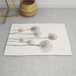 Dandelions Rug