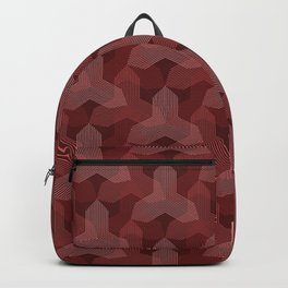 Op Art 108 Backpack