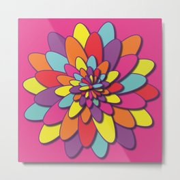 Many colors of spring Metal Print