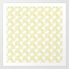YellowDream Art Print