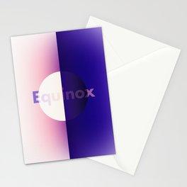 Equinox Stationery Cards