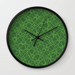 Perifera .matrix Wall Clock