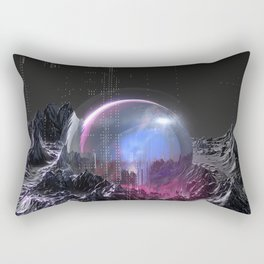 Geosphere II Rectangular Pillow