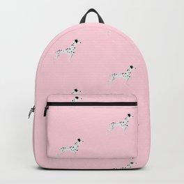 DALMATIANS ((pastel pink)) Backpack
