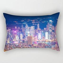 Victoria Night Rectangular Pillow